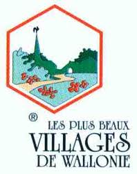logo plus beaux villages de wallonie